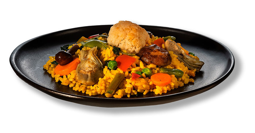 arroz-paella-vegana