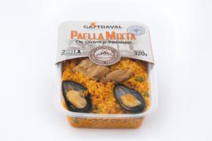 productos envasados paella mixta
