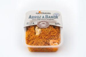 productos envasados arroz a banda